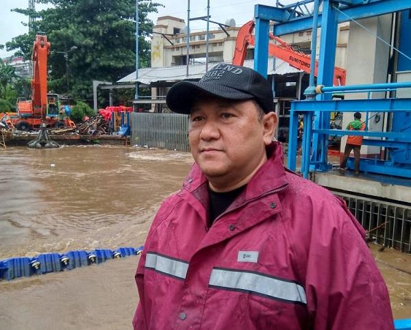 Dinas SDA Jakarta Terjunkan 8000 Personil dan 140 Unit Pompa Mobile