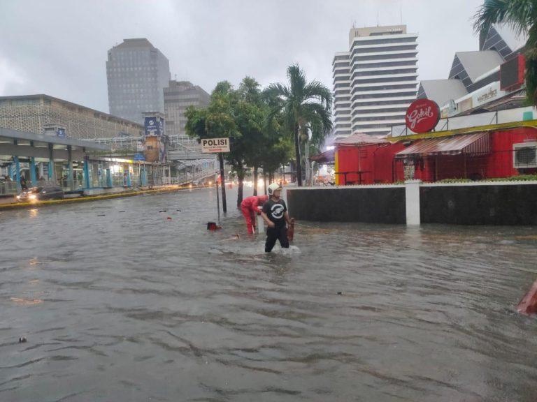 Awas Banjir, BPBD DKI Imbau Warga Selalu Waspada