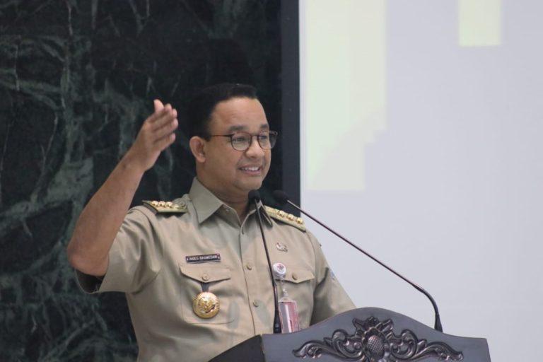 Anies Bangga Jakarta Ditunjuk sebagai Tuan Rumah Kongres IPA ke-33
