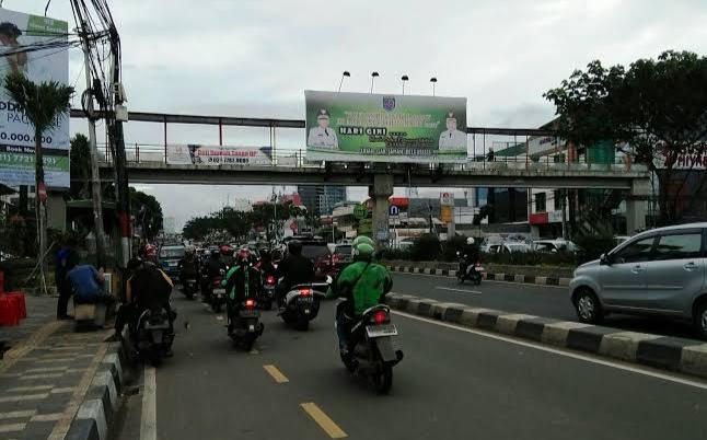 Pemkot Depok Targetkan JPO di Tugu Selamat Datang Rampung Februari 2020
