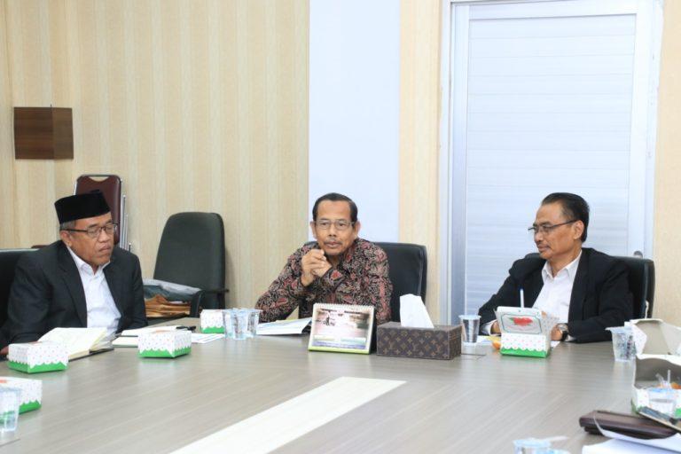 Rektor UIN Banten Tekankan Kualitas Akademik di Kelulusan Mahasiswa Baru Pascasarjana