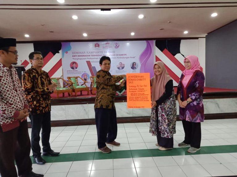 PSIPP ITB Ahmad Dahlan Gelar Seminar Puncak Kampanye 16HAKtP
