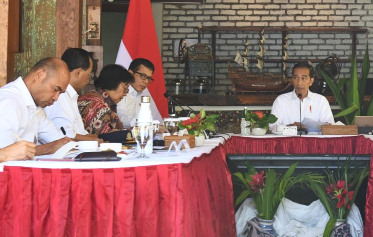 Demi Tarik Investor, Jokowi Minta Tuntaskan Kasus Sengketa Tanah di Labuan Bajo