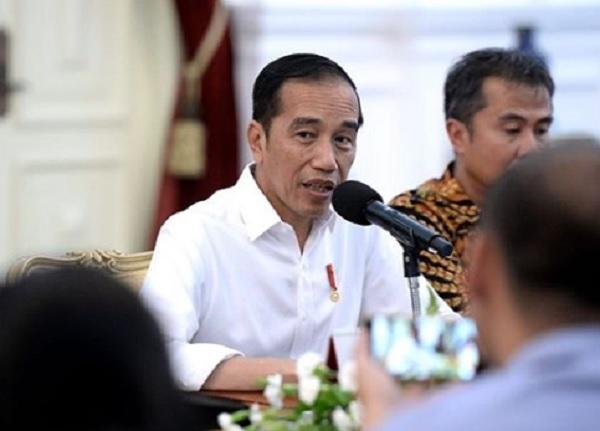 Jokowi Pastikan Bulog Serap Beras Petani