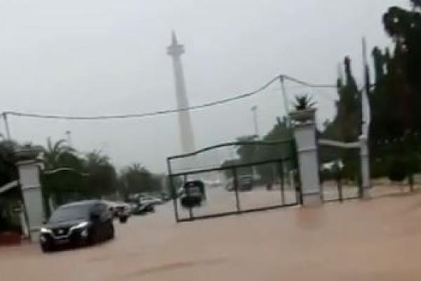 Monas Kebanjiran, Politisi Gerindra Usul Lokasi Penebangan Pohon jadi Waduk