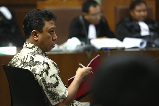 Divonis 2 Tahun Penjara, KPK Akan Ajukan Banding Kasus Romahurmuziy