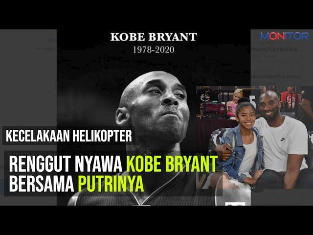 Penyebab Tewasnya Legenda Basket Kobe Bryant