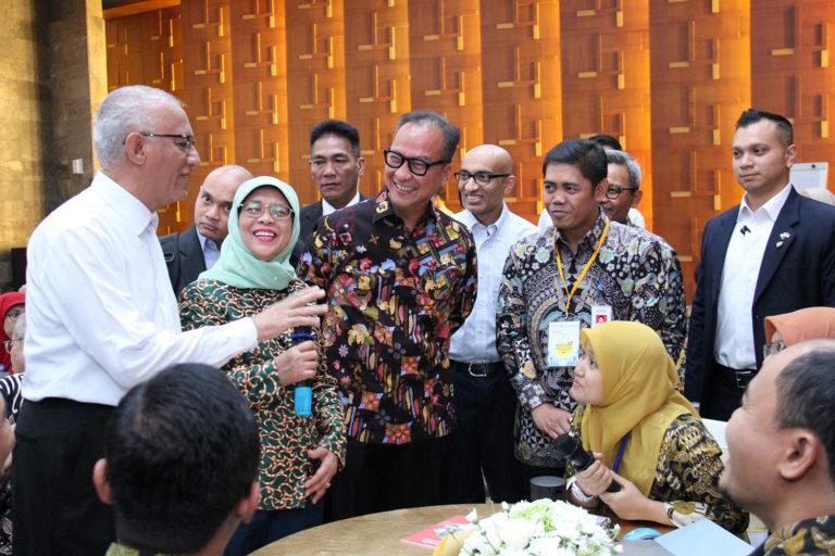 Indonesia-Singapura Gelar Pelatihan SDM Industri 4.0 Berbasis Kompetensi