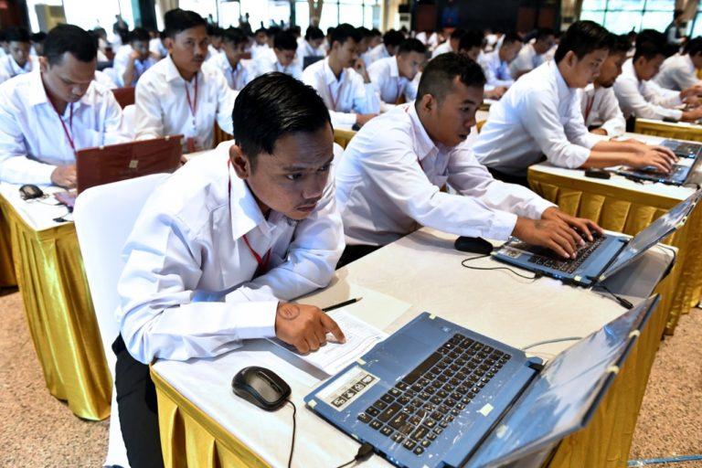 2.500 Pelamar CPNS Kemendes PDTT Ikuti SKD Berbasis Komputer