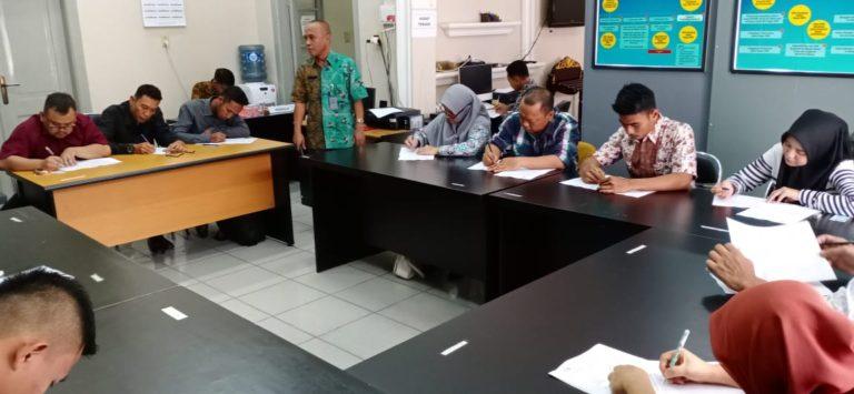 DPD Gelar Tes PPNPN Serentak di 33 Kota se-Indonesia