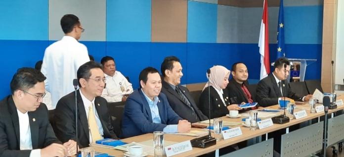 DPD RI Ajak Uni Eropa Tingkatkan Investasi di Indonesia