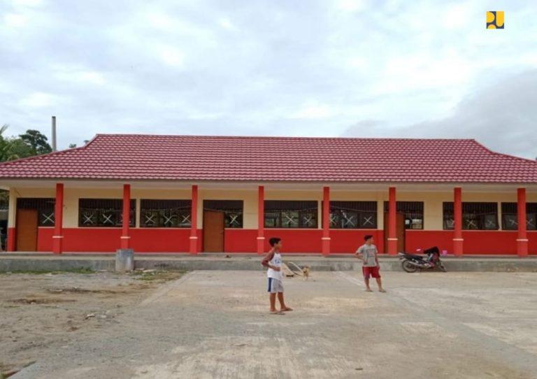 Tahun 2019, Kementerian PUPR Rehab 1.679 Sekolah dan 179 Madrasah