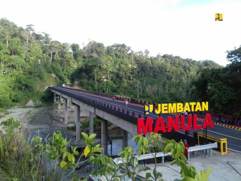 Kementerian PUPR Bangun Jembatan Terpanjang yang Hubungkan Bengkulu-Lampung