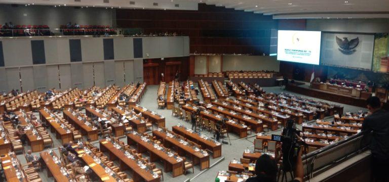 Wacana Pengalihan Penerbitan SIM, STNK dan BPKB Mengemuka di Paripurna DPR