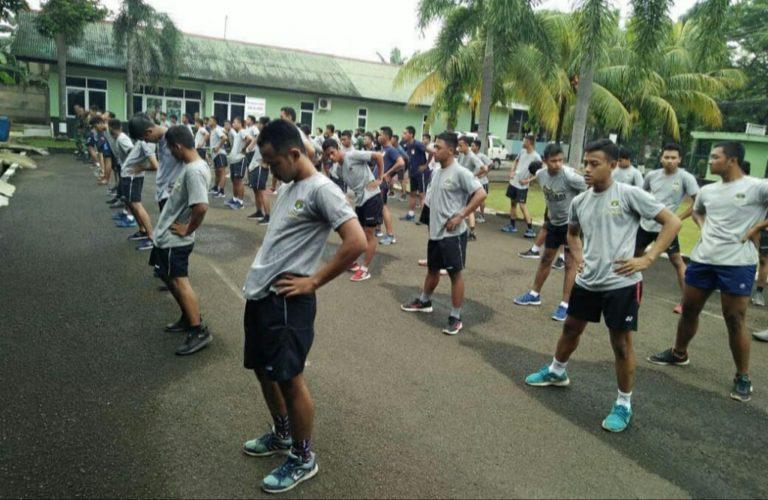 Ratusan Remaja di Depok Digembleng TNI untuk Jadi Abdi Negara