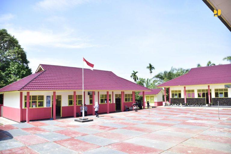 Tahun 2019, Kementerian PUPR Rehabilitasi 35 Sekolah dan Madrasah di Kabupaten Bengkulu