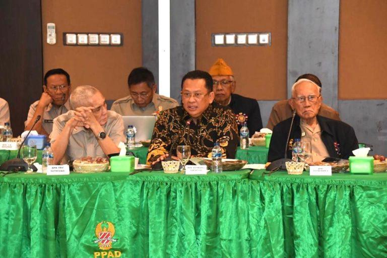 Bambang Soesatyo Tekankan Pentingnya Pokok-pokok Haluan Negara