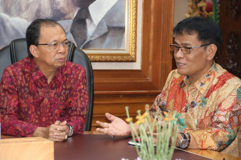 Kementan dan Pemprov Bali Berkomitmen Kendalikan Kasus Kematian Babi