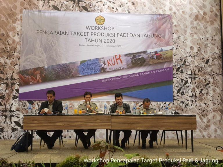 Kementan Jadikan 190 Kabupaten Sasaran Utama Peningkatan Padi dan Jagung