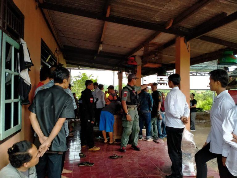 Polisi Ringkus 17 Orang Pelaku Sabung Ayam di Tajurhalang