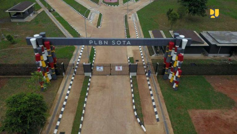 Kementerian PUPR Programkan 11 PLBN Terpadu pada Tahun 2020