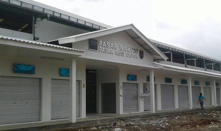 Pemkot Depok Bangun Pasar di Wilayah Barat, Total Anggaran Rp 10 Miliar