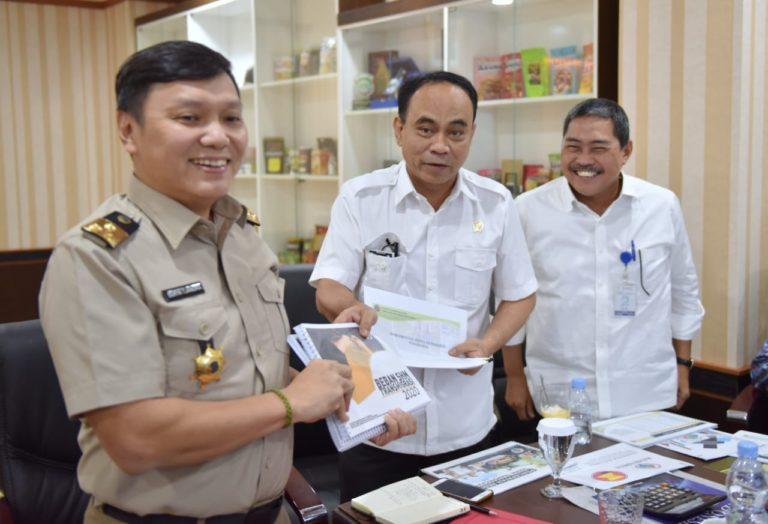 Wamendes PDTT dan Wamen ATR/BPN gelar Pertemuan Bahas Perhutanan Sosial