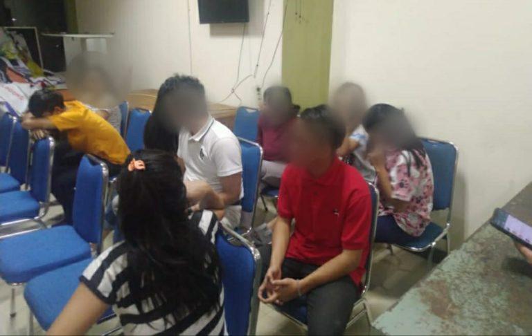Satpol PP Depok Amankan 7 PSK di Salah Satu Apartemen Kawasan Margonda