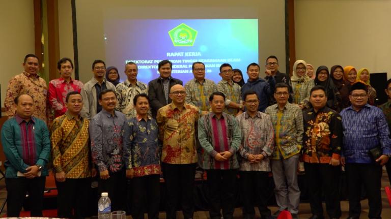 Raker 2020, Direktorat PTKI Komit Benahi Akreditasi Program Studi