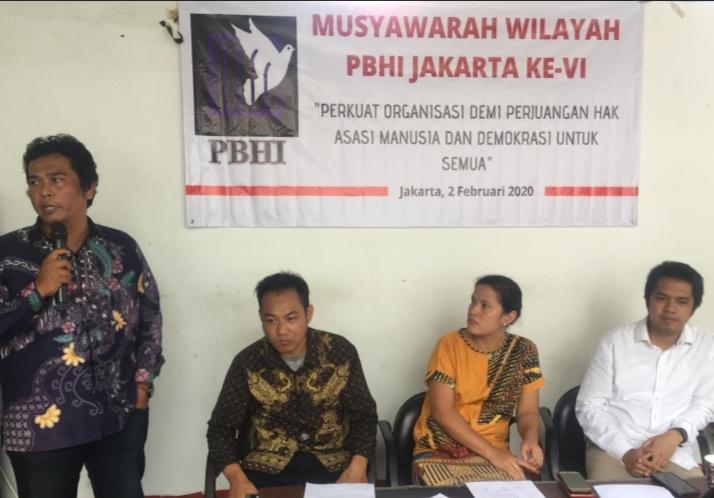 PBHI Jakarta Ingatkan Anies Baswedan Soal Penegakan Hukum dan HAM