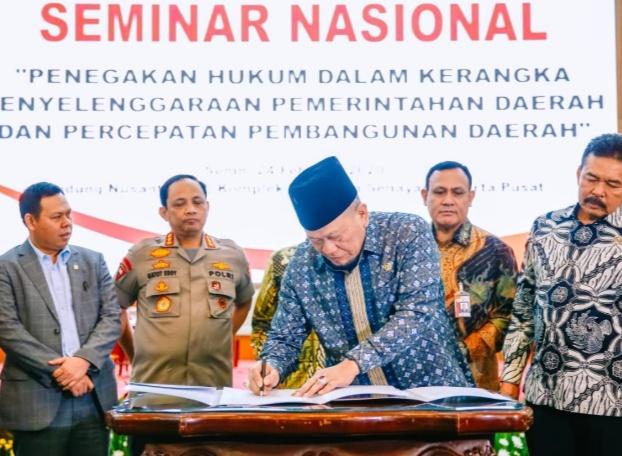 Seminar Nasional Lahirkan Lima Kesimpulan, Ketua DPD: Akan Jadi Nota Kesepahaman