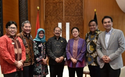 Terima Pimpinan Ombudsman, DPR Tagih Rekomendasi Perbaikan Publik