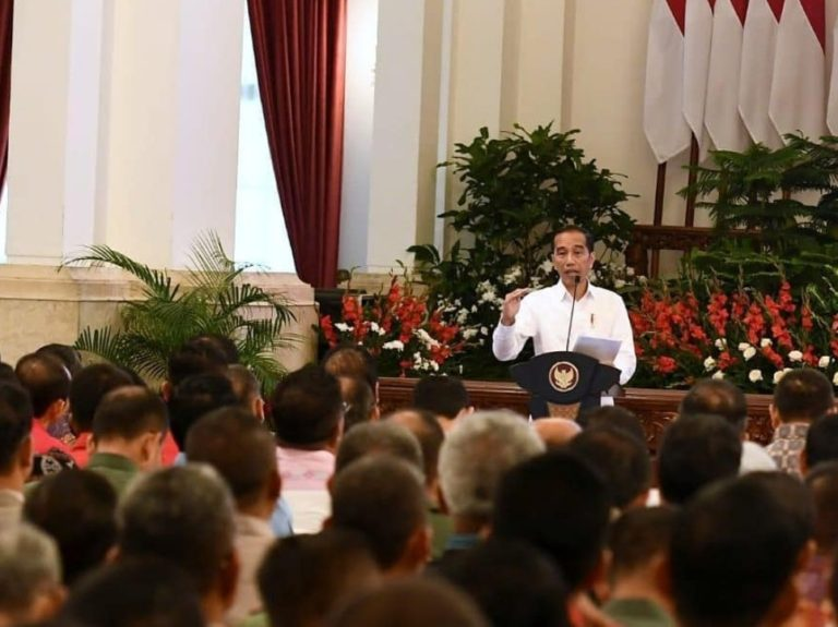 Jokowi Geram Banyak Hutan Dibakar Demi Kepentingan Ekonomi