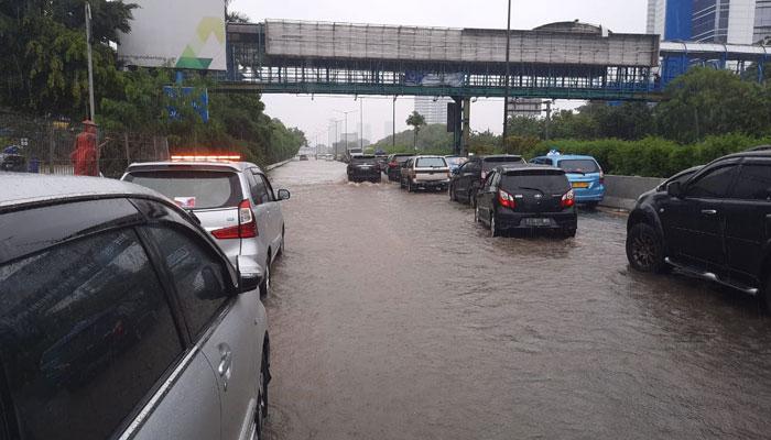 Jabodetabek Dilanda Banjir, Sembilan Orang Dilaporkan Meninggal Dunia
