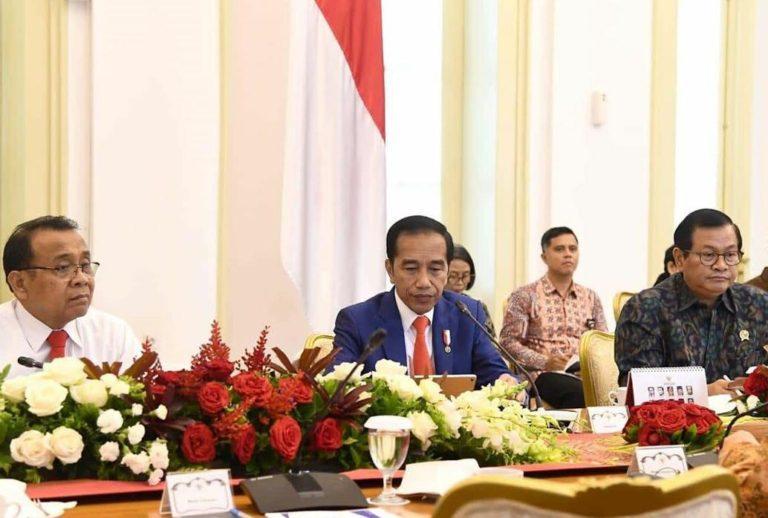 Jokowi: Pemerintah Akan Siapkan Regulasi Pendukung Investasi Data Center