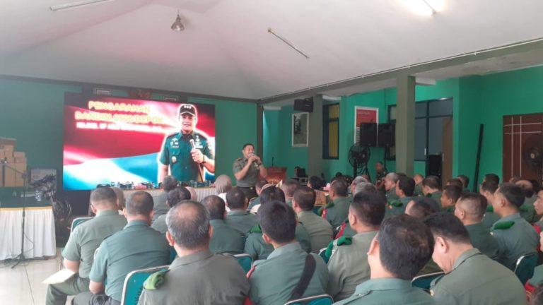 Jelang Pilwalkot 2020, Dandim Depok Tekankan Netralitas TNI kepada Anggotanya