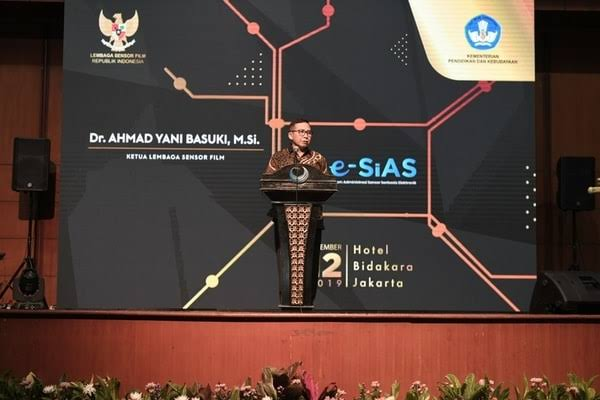 Ketua LSF Kemendikbud Lantik 34 Tenaga Sensor Periode Tahun 2020 -2024
