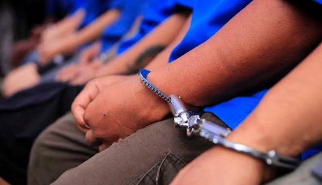 Polisi Tangkap Komplotan Begal Motor di Limo Depok