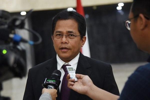 Sekjen DPR Bantah Ada Api di Gedung Nusantara III