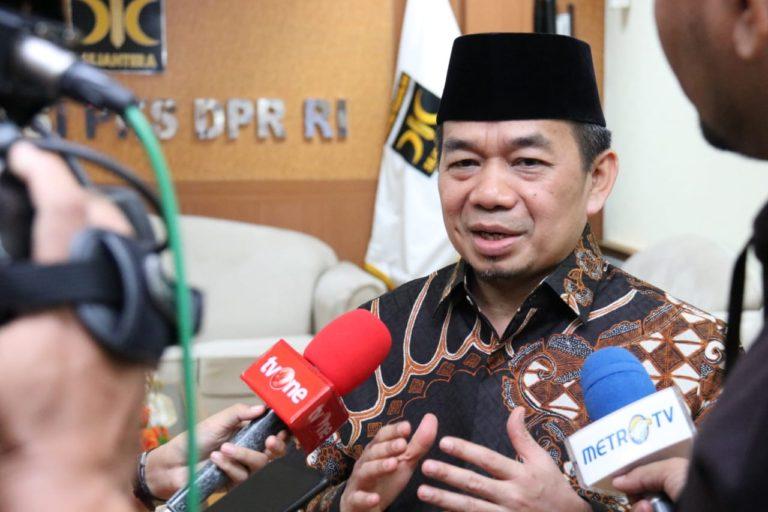 PKS: Maju Mundurnya Bangsa Indonesia, Pasti Ada Andil Umat Islam