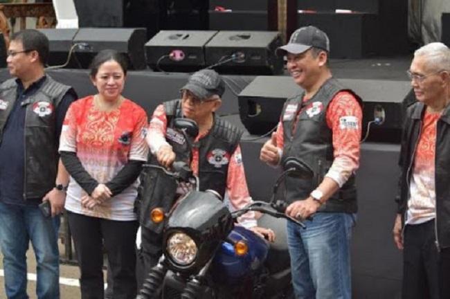 Tampil Ala Geng Motor, Ma'ruf Amin Dicibir Politikus Demokrat