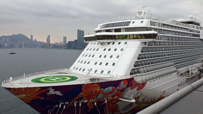 Puluhan Kru Kapal Pesiar Hong Kong dari Indonesia Dipastikan Negatif Virus Corona