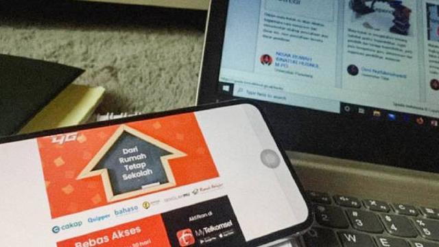 Kemendikbud Gandeng Operator Telekomunikasi Sukseskan Pembelajaran di Rumah