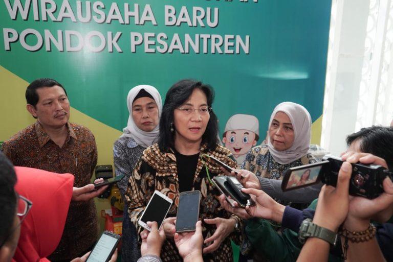 Setelah Banten, Program Santripreneur Kemenperin Jangkau Jogja dan Jateng
