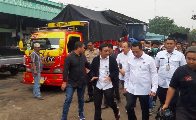 Perumda Pasar Jaya Pastikan Stok Pangan di Jakarta Aman
