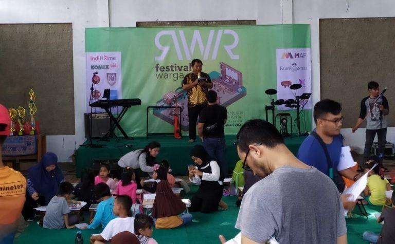 Festival Warga Puri Bali Depok, Ajang Pamer Produk Kreatif dan Pertunjukan Seni