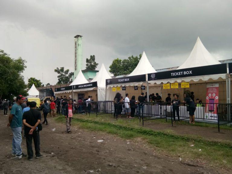 Operasi Batu Ginjal dan Hujan Angin, Scorpion Tetap Konser di Yogyakarta
