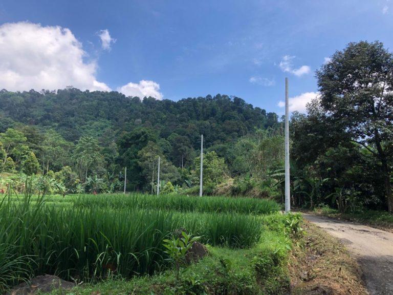 Pengungsi Warga Sukajaya Bogor Butuh Listrik, PLN Diminta Segera Selesaikan Pemasangan