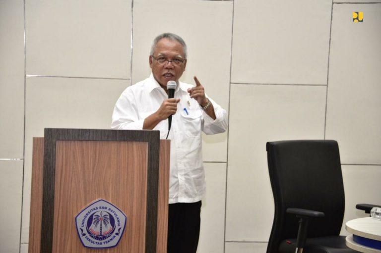 Menteri Basuki: Mahasiswa Jangan Hanya Kuliah 3,5 Tahun Lulus