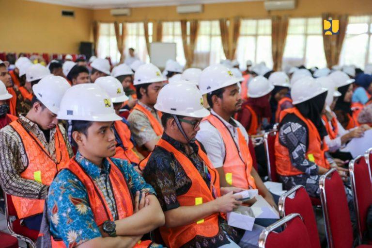 Tahun 2020, Kemen PUPR Siapkan 48.000 Calon SDM Konstruksi Lulusan Vokasional